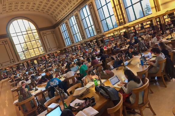 картинка Berkeley University of California от агентства AcademConsult