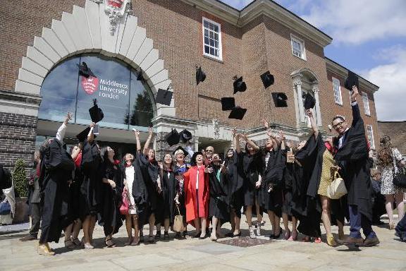 картинка Middlesex University от агентства AcademConsult