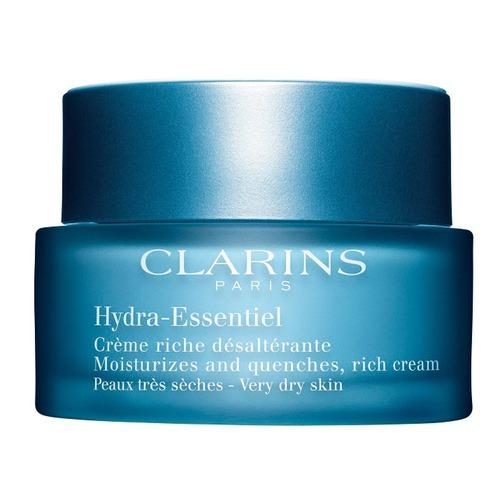 CLARINS Hydra-Essentiel Интенсивно увлажняющий крем для сухой кожи - 50 мл. Hydra-Essentiel Интенсивно увлажняющий крем для сухой кожи
