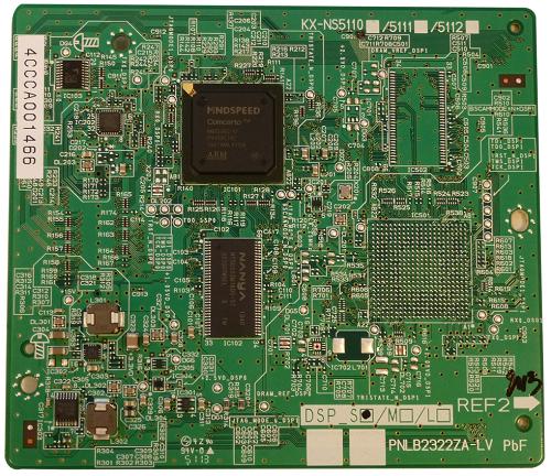 картинка Плата Panasonic KX-NS5112X от магазина Одежда+