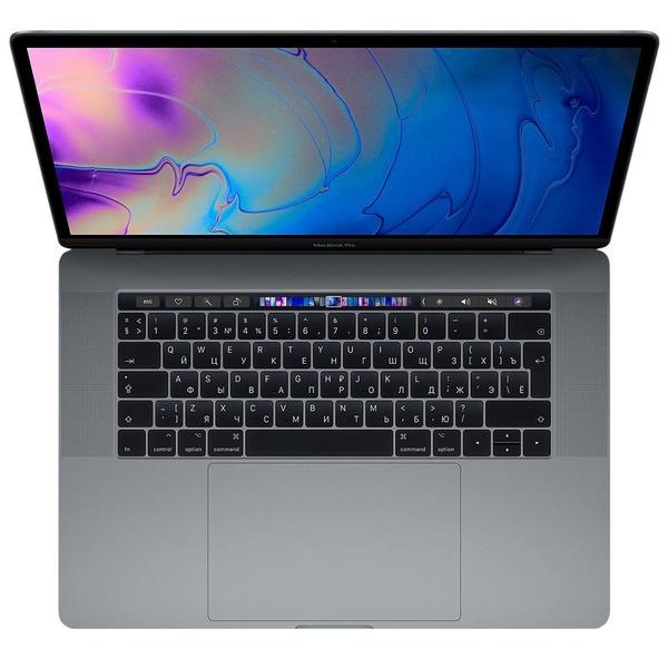 Ноутбук Apple MacBook Pro 15 Space Grey