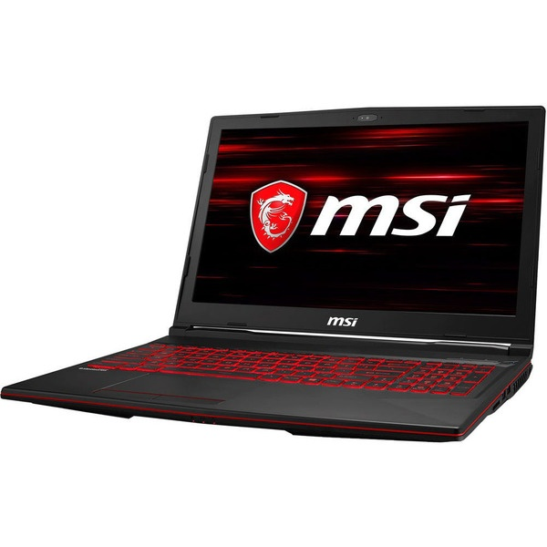 Ноутбук MSI GL63 8RC-467RU Black