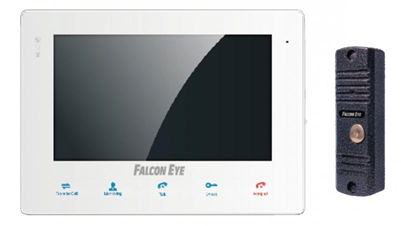 картинка Комплект видеодомофона FALCON EYE FE-KIT Квартира от магазина Одежда+