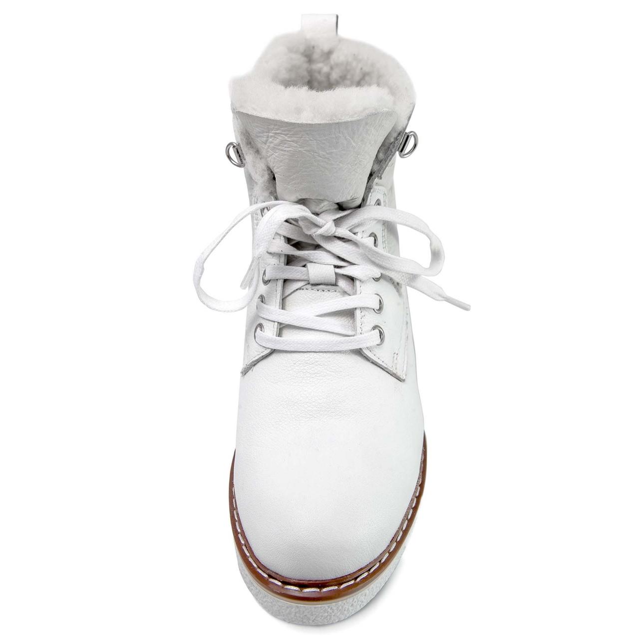 картинка Женские ботинки, арт. 16160-6-00304/80W M от магазина Одежда+