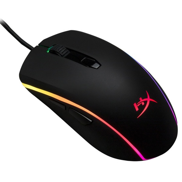 картинка Компьютерная мышь Kingston HyperX Pulsefire Surge RGB Gaming mouse от магазина Одежда+