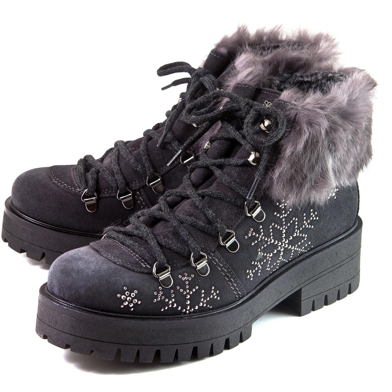 картинка Женские ботинки, арт. 12540-4-00201/82A P от магазина Одежда+