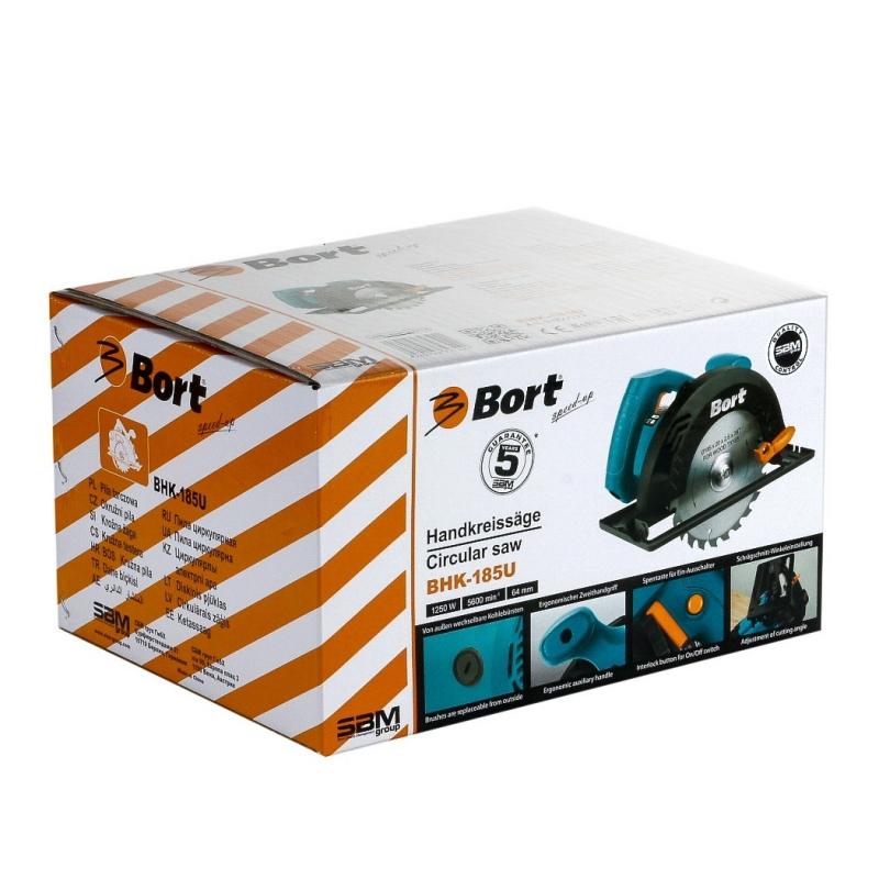 картинка Пила дисковая Bort BHK-185U от магазина Одежда+