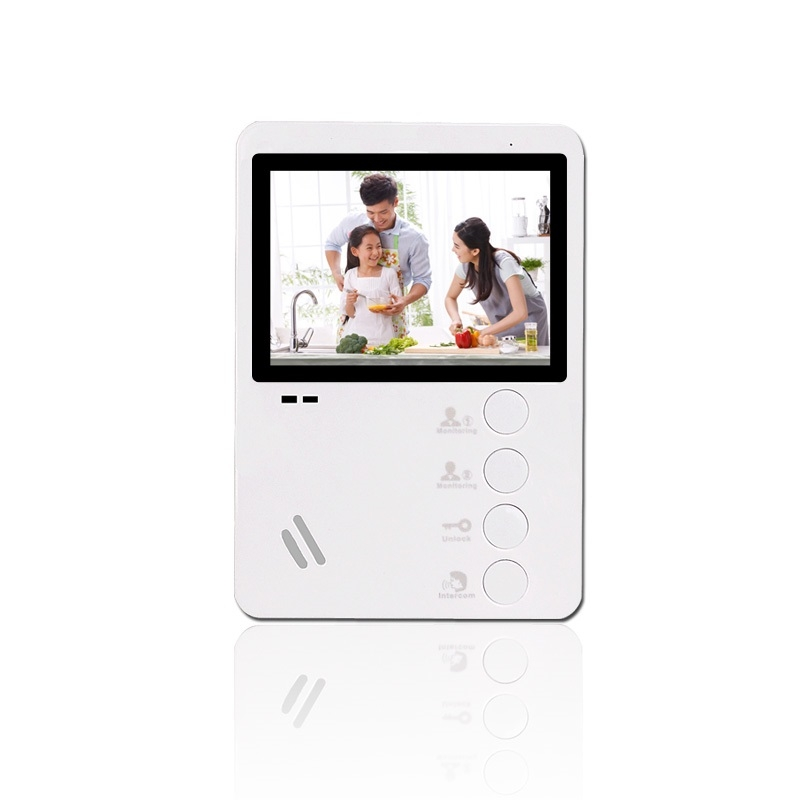 картинка Видеодомофон FALCON EYE FE-43C от магазина Одежда+