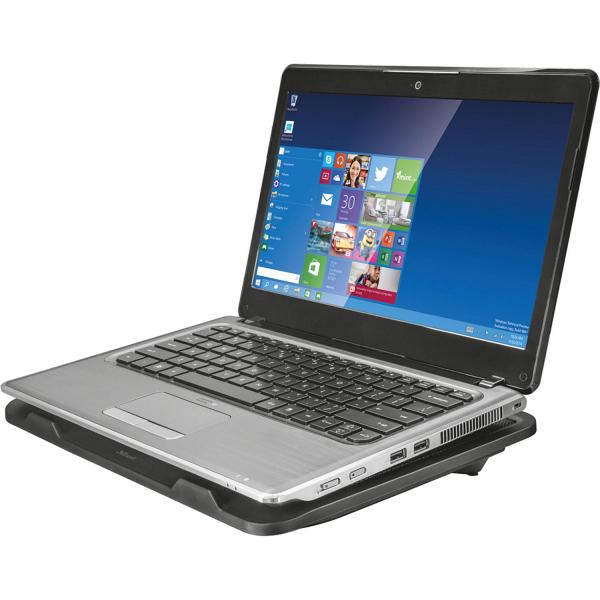 картинка Подставка для ноутбука Trust Ziva Laptop Cooling Stand от магазина Одежда+