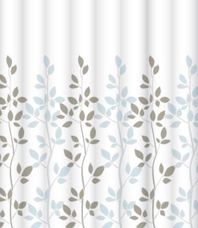 картинка Штора для ванной Lemark Floral mists C2018T032 от магазина Одежда+