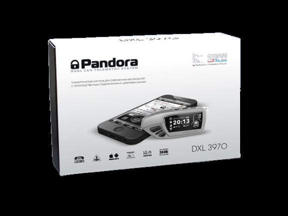 картинка Автосигнализация Pandora DXL 3970 PRO v.2 (Простой) от магазина Одежда+
