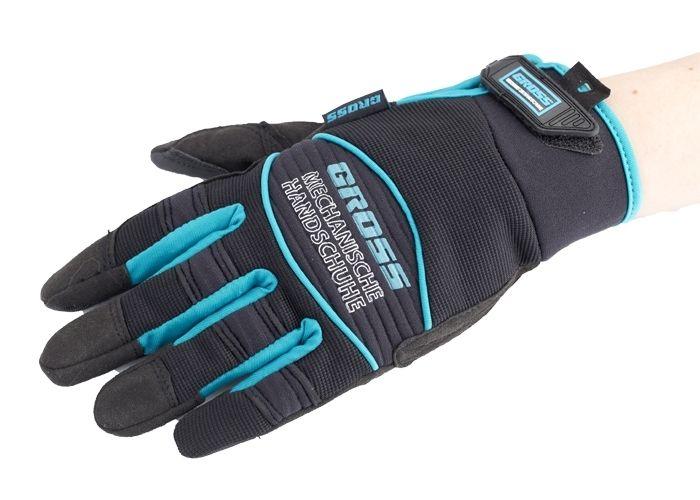 картинка Перчатки универсальные комбинированные URBANE, L, GROSS 90321 от магазина Одежда+