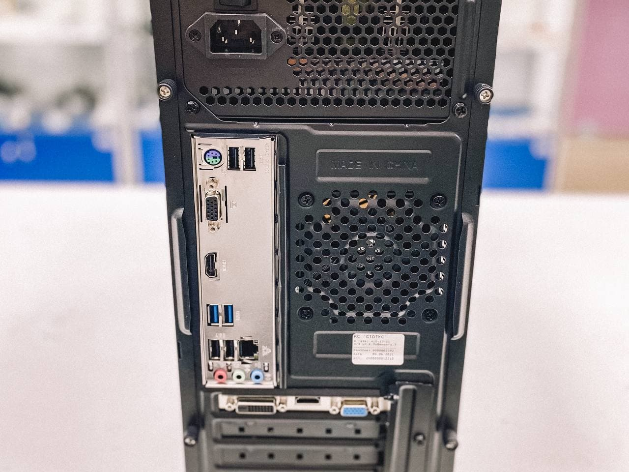 картинка Системный блок Status Home Core i3 Intel от магазина Одежда+
