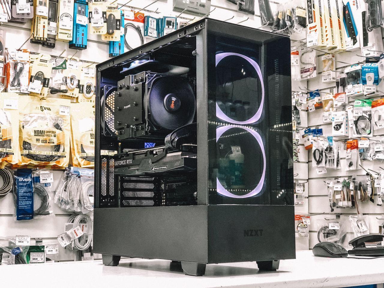 картинка Системный блок Status Home Core i7 Intel + GeForce RTX2080 Super от магазина Одежда+