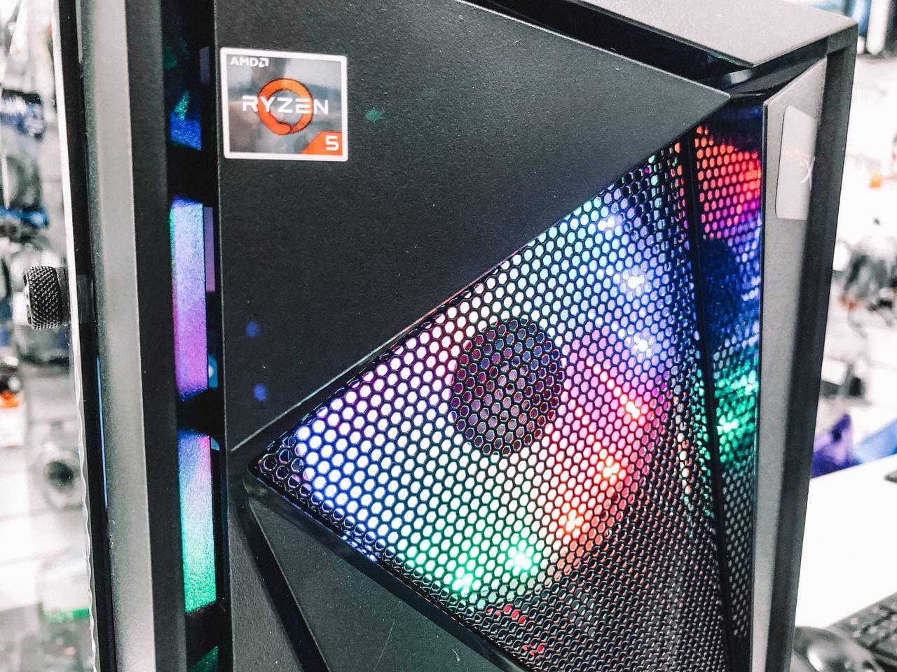 картинка Системный блок Status Home Ryzen 5 AMD + GeForce от магазина Одежда+