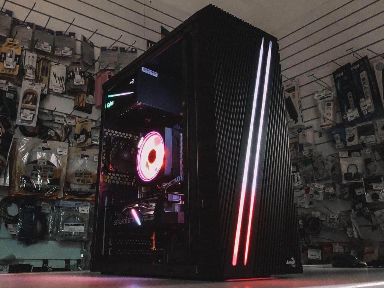 картинка Системный блок Status Home Ryzen 7 AMD + GTX 1660 от магазина Одежда+