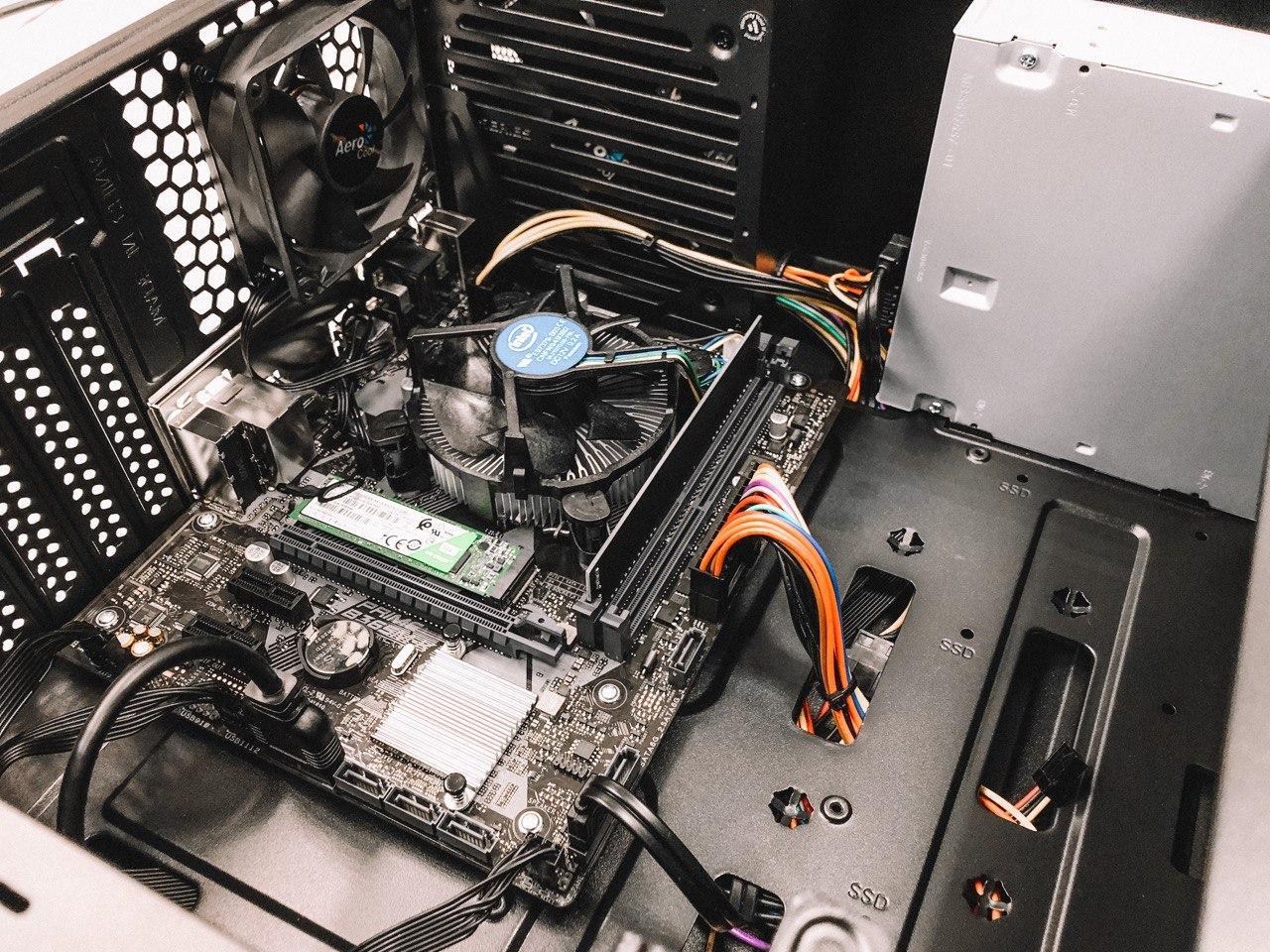 картинка Системный блок Status Home Core i5 Intel от магазина Одежда+