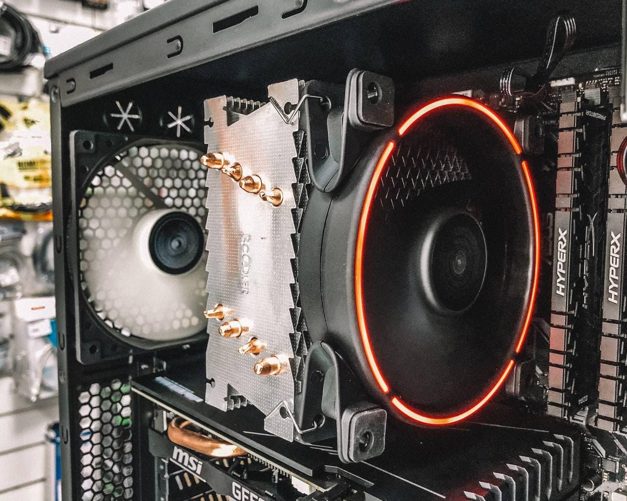 картинка Системный блок Status Home Ryzen 7 AMD + GeForce от магазина Одежда+