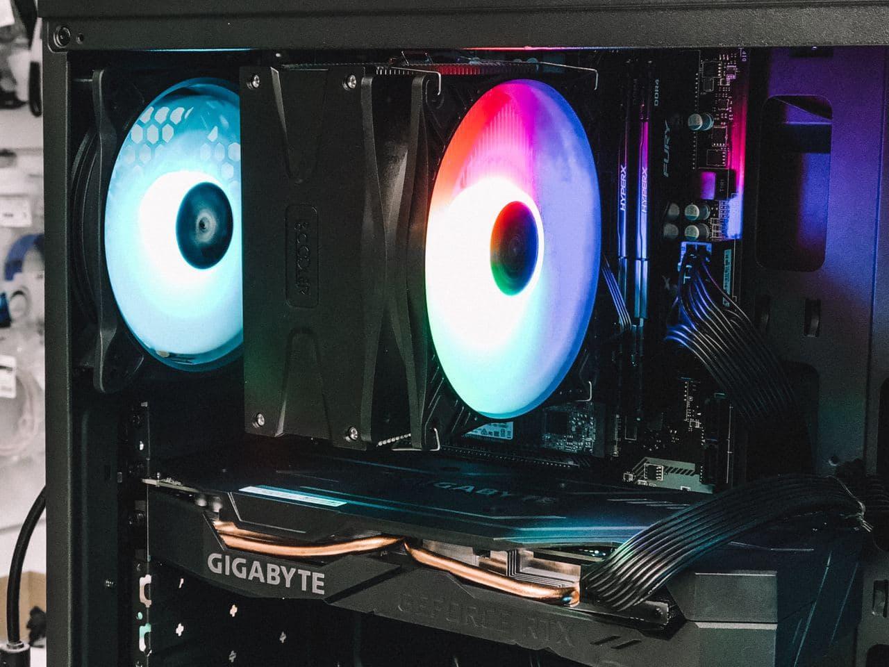картинка Системный блок Status Home Ryzen 5 AMD + GeForce RTX2060 от магазина Одежда+