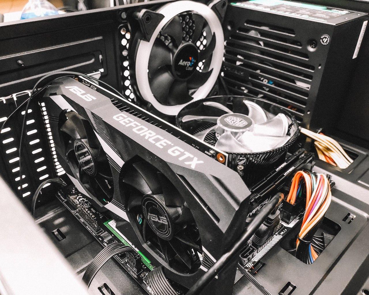 картинка Системный блок Status Home Core i5 Intel+GeForce от магазина Одежда+