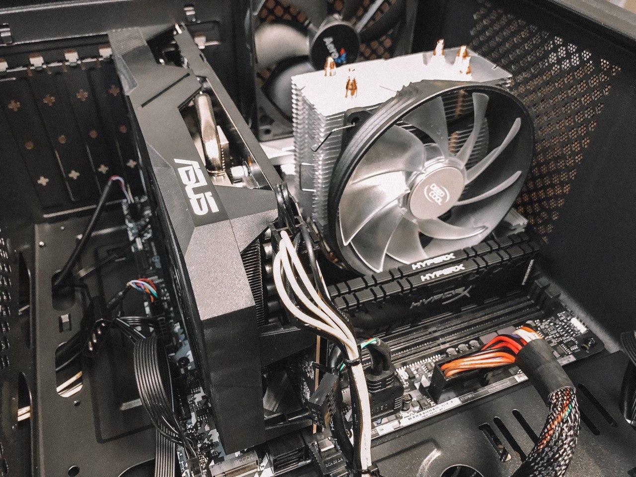 картинка Системный блок Status Home Ryzen 7 AMD + Radeon RX5500XT от магазина Одежда+