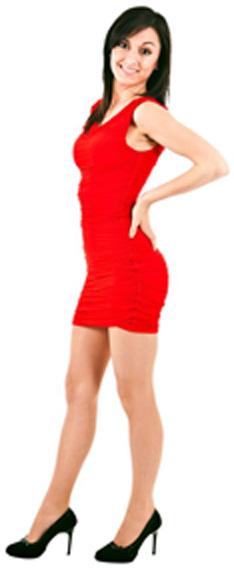 картинка Платье Красная Фея от магазина Одежда+