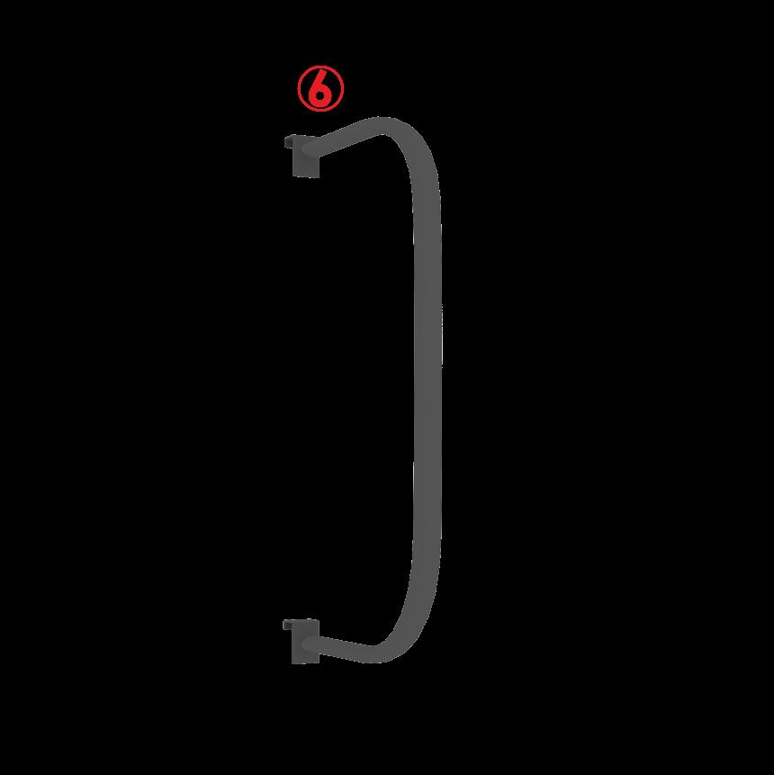 стеллаж металлический палетный