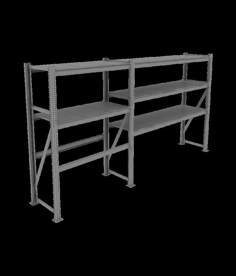 купить металлические стеллажи для склада