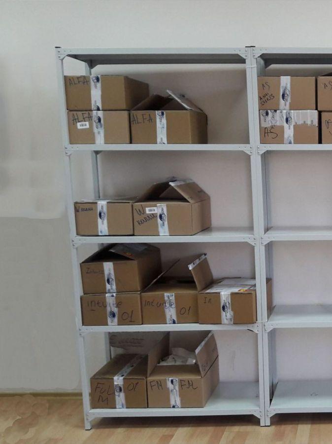 Архивные стеллажи в казахстане