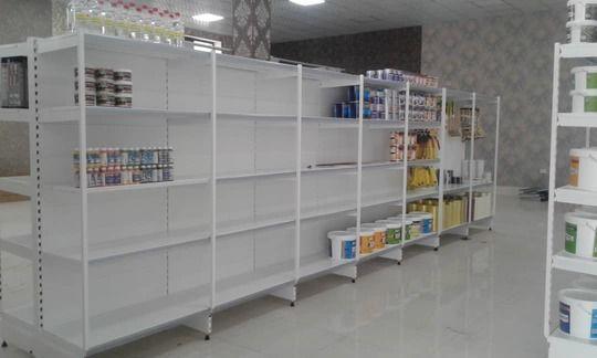 купить торговые металлические стеллажи в Бишкеке