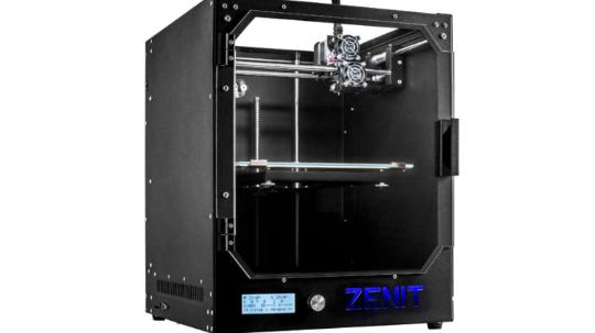 3D-принтер компания Позитив