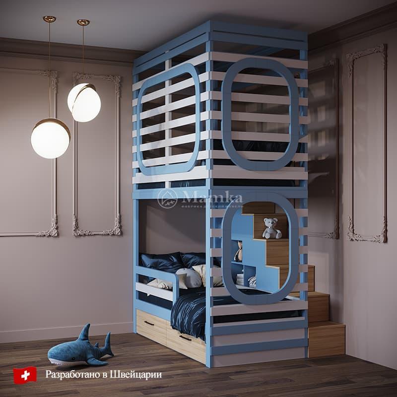 Детская кровать Сибэд - фабрика мебели Mamka