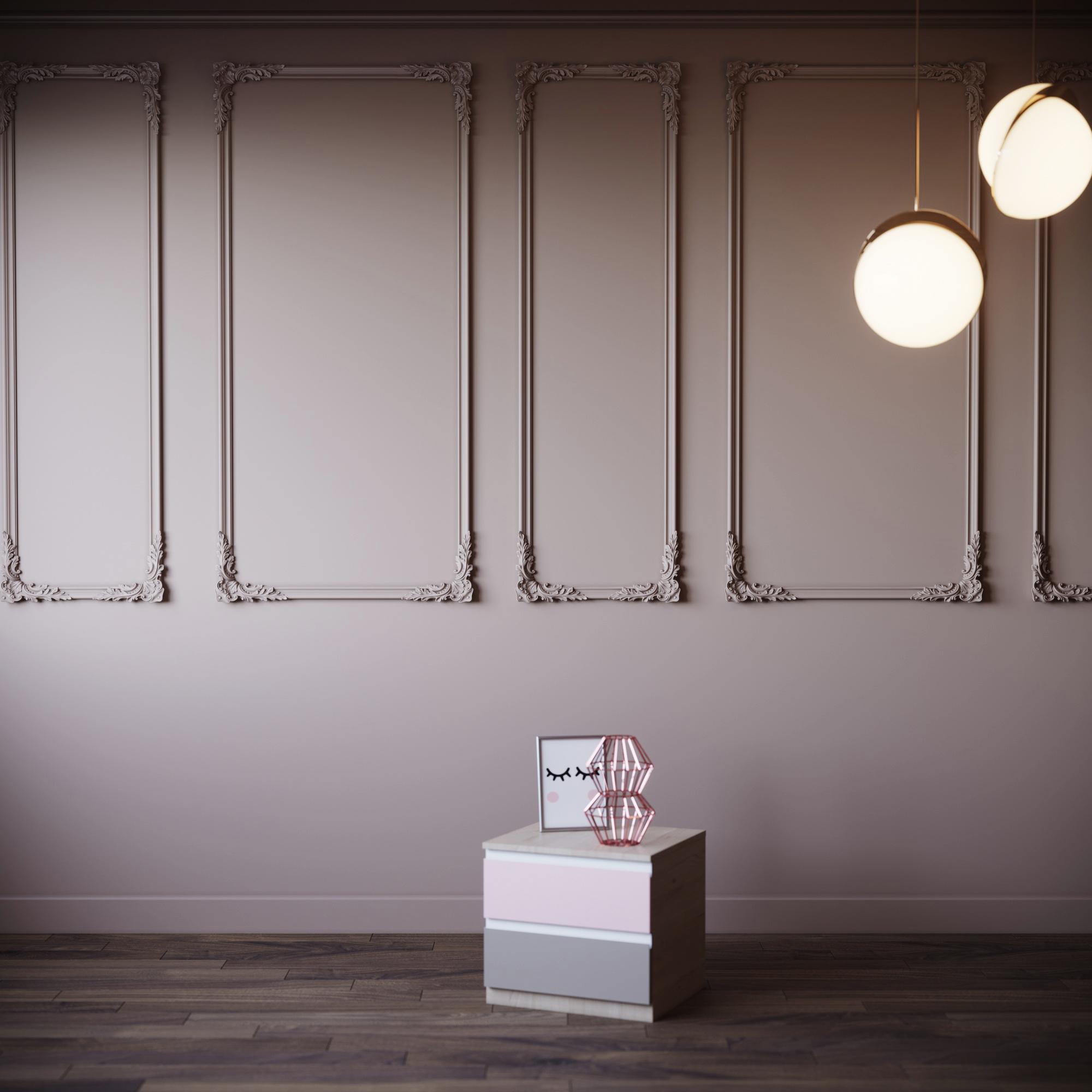 Детская тумба Юнна Сикрет - фабрика мебели Mamka