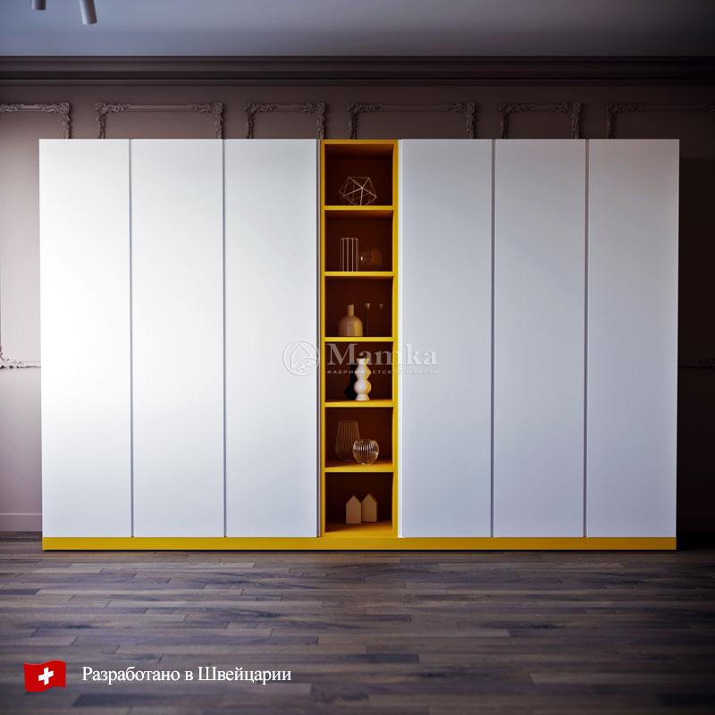 Детский шкаф Ванд - фабрика мебели Mamka
