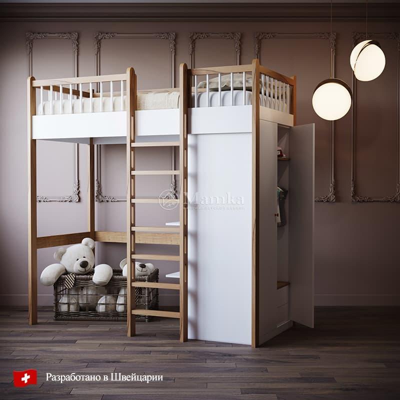 Детская кровать Фэнси - фабрика мебели Mamka