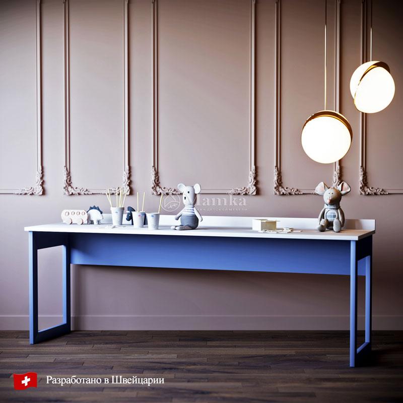 Детский стол Блу дримс - фабрика мебели Mamka