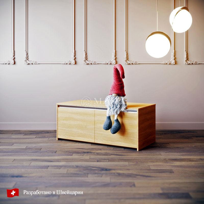 Детская тумба Тимбер - фабрика мебели Mamka