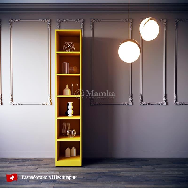 Детский стеллаж Ванд 2 - фабрика мебели Mamka