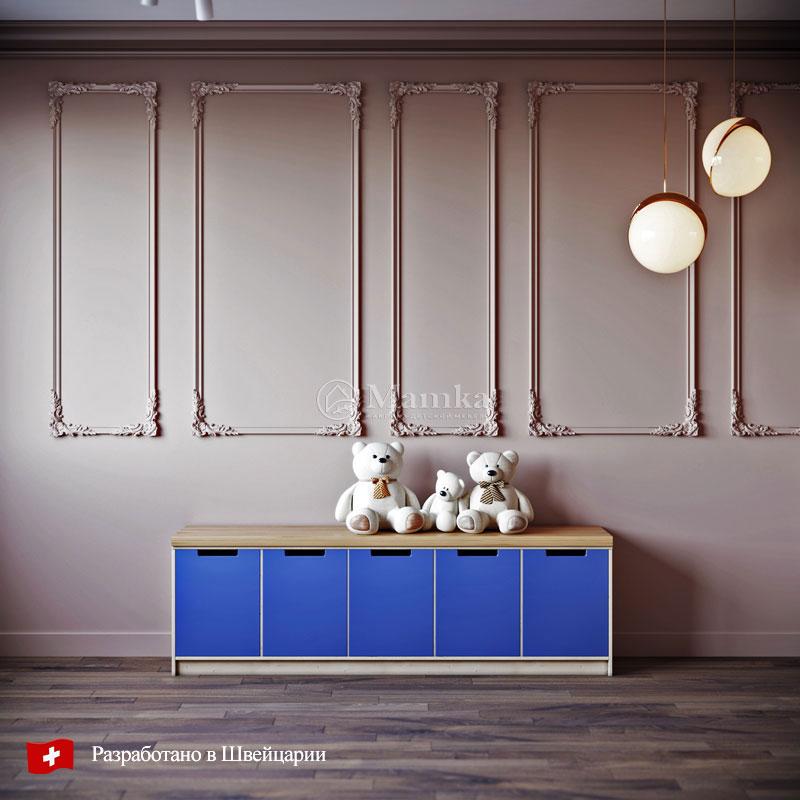 Детская тумба Норд си - фабрика мебели Mamka