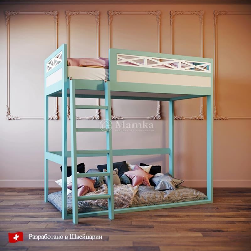 Детская кровать Аттик - фабрика мебели Mamka