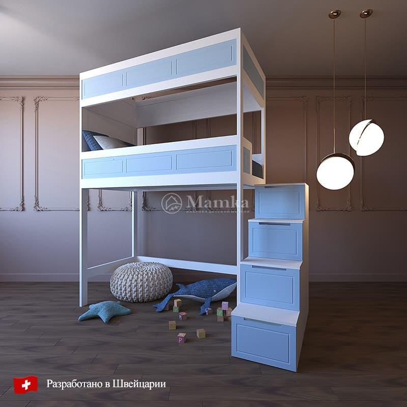 Детская кровать Тэйл - фабрика мебели Mamka