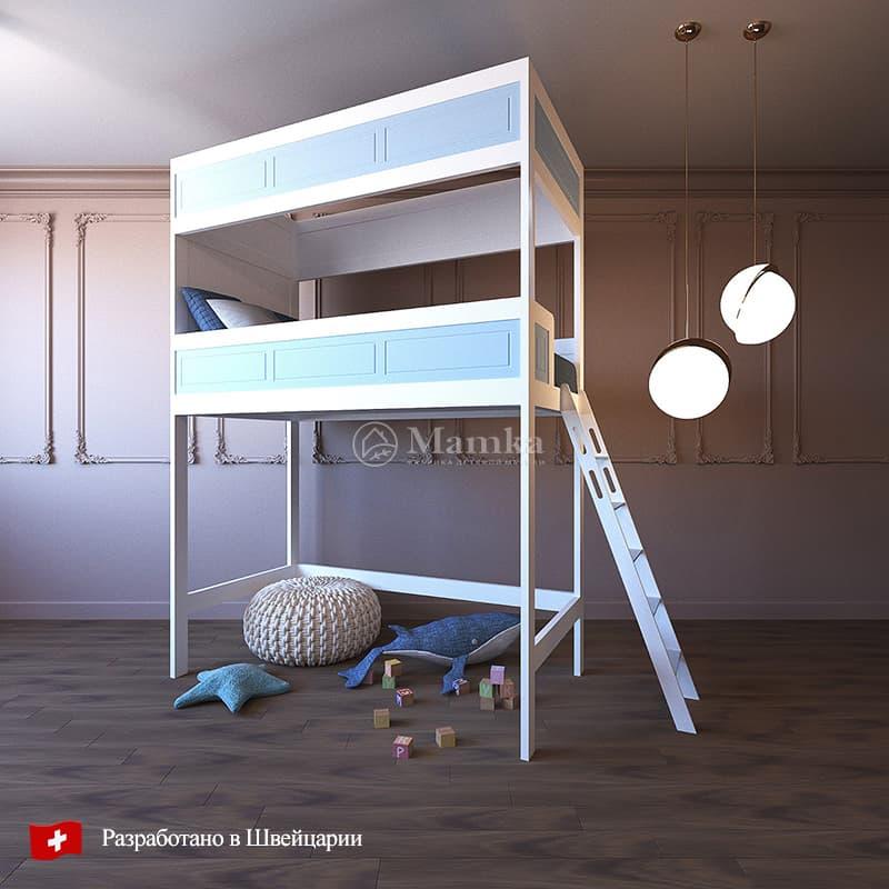 Детская кровать Кайт - фабрика мебели Mamka