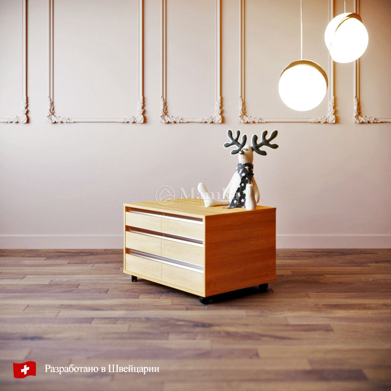 Детская тумба Экси - фабрика мебели Mamka