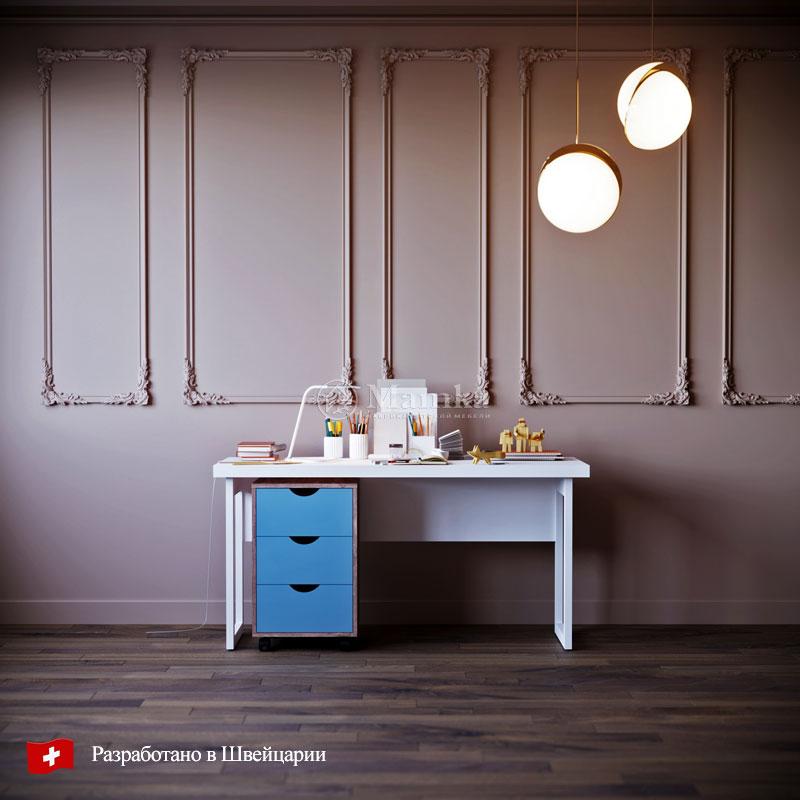 Детский стол Принц Сноу - фабрика мебели Mamka