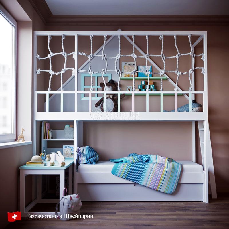 Детская кровать Хоф - фабрика мебели Mamka