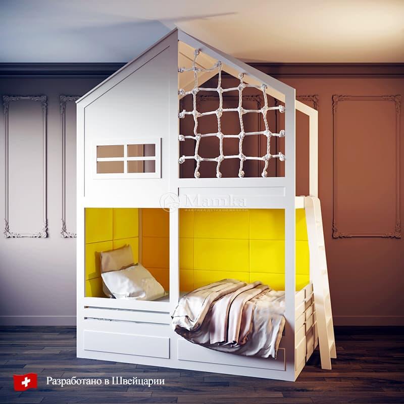 Детская кровать Тим - фабрика мебели Mamka