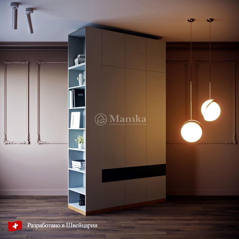 Детский шкаф Версетайл - фабрика мебели Mamka