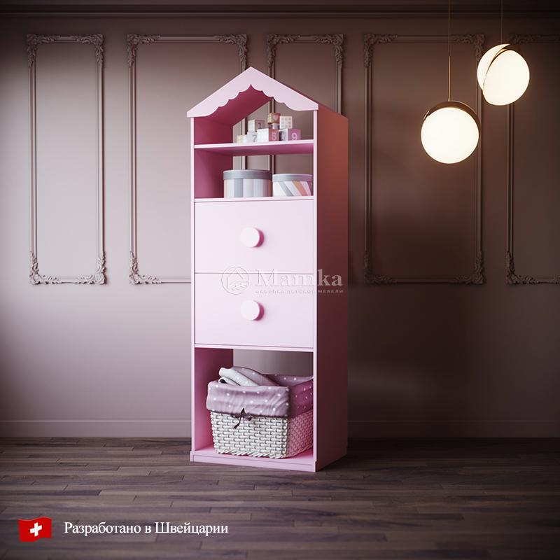 Детский стеллаж Хоми Батн - фабрика мебели Mamka