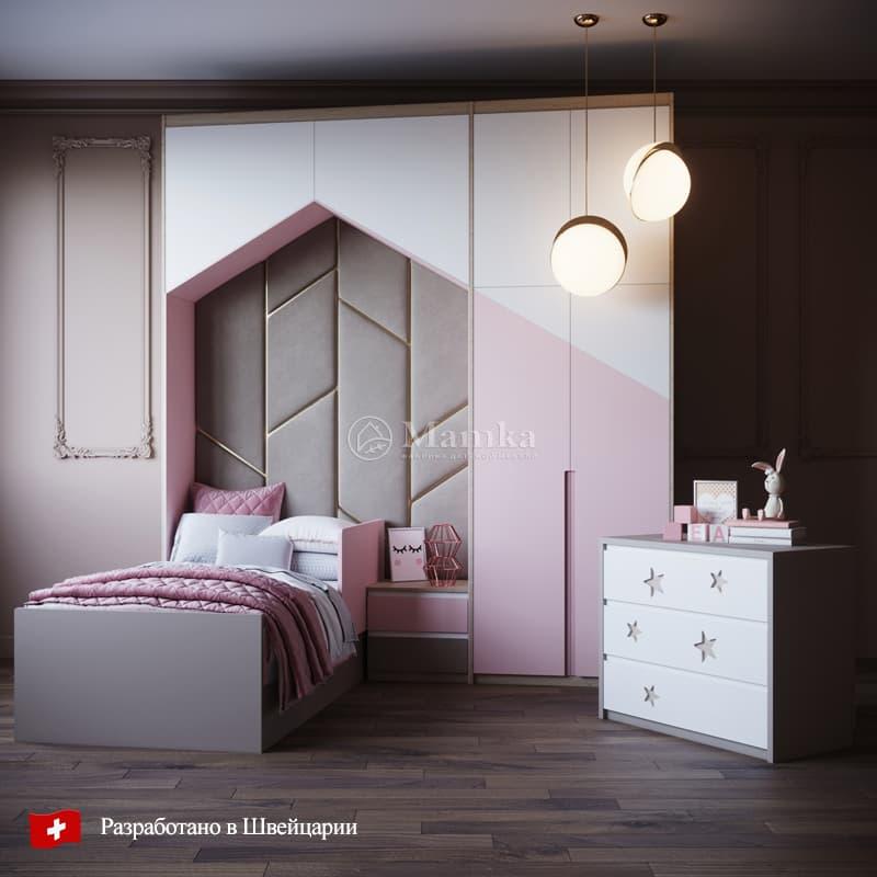 Детская кровать Юнна Дримс - фабрика мебели Mamka
