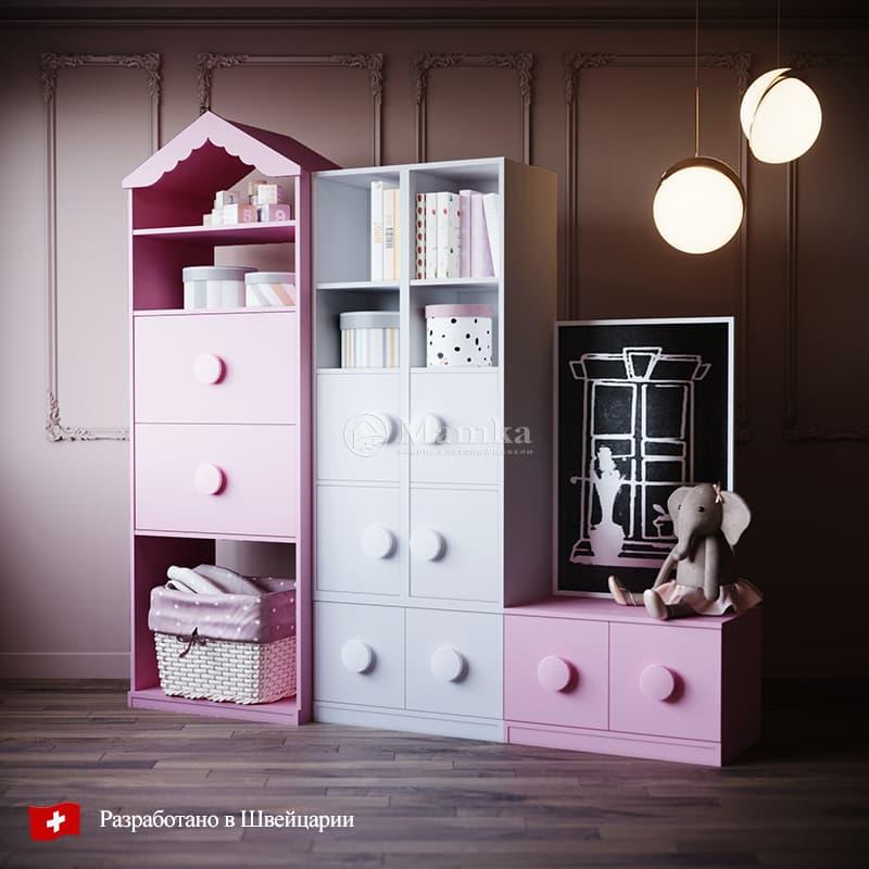 Набор детской мебели Батн - фабрика мебели Mamka
